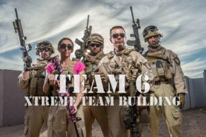 team 6 xtreme team building